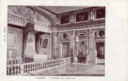 Versailles  - Chambre De Louis XIV  - Avant  1905  - 20. G., Phot. - Châteaux D'eau & éoliennes