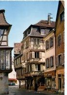 Colmar : Rue Des Serruriers (citroën 2 CV) N° 68/066/157 Dentelée La Cigogne) - Colmar
