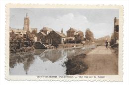 (3153-62) Vitry En Artois - Une Vue Sur La Scarpe - Vitry En Artois