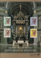 2013 Vatikan Mi. 1766-9 **MNH  Sedisvakanz & Konklave Postedtion - Vaticano (Ciudad Del)