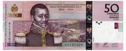 HAITI 50 GOURDES 2004 Pick 274a Unc - Haiti