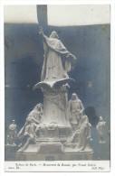 CPA -SALON DE PARIS (75) -MONUMENT DE BOSSUET PAR ERNEST DUBOIS -Circulé 1909 -2202 Dt. - Sculture