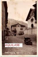 TRENTO -- CASTEL TESINO -- UNA VIA -- AUTO D'EPOCA -- FOTOGRAFICA -- - Trento