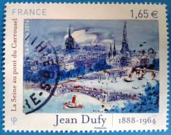 France 2014  : Jean Dufy N° 4885 Oblitéré - Frankreich
