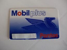 Card Mobil Plus Combustibles Portugal Portuguese - Autres