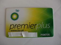 Card BP Premier Plus Combustibles Portugal Portuguese - Autres