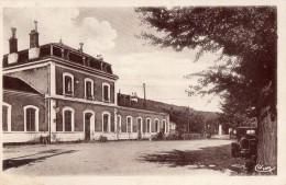 87 - ST-SULPICE-LAURIERE - La Gare - Frankrijk