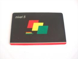 Card Nivel 5 Portugal Portuguese - Altre Collezioni