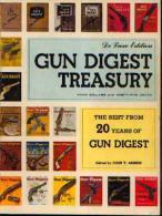 «GUN DIGEST TREASURY – The Best From 20 Years Of Gun Digest – Ed. John T. Amber» - Livres