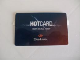 Card Salsa Hotcard Portugal Portuguese - Altre Collezioni