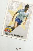 Panini 1994 N° 1 Bernard Genghini  St Etienne ;sochaux - Trading Cards