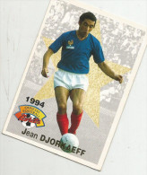 Panini 1994 N° 8 Jean Djorkaeff  Marseille Psg - Trading Cards