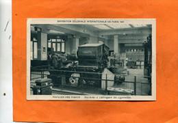 PARIS   1930   /   METIER TABAC MACHINE A FABRIQUER LES CIGARETTES  /  CIRC OUI   / EDIT - Artisanry In Paris