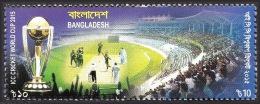 ICC Cricket World Cup 2015 Bangladesh 1v MNH - Cricket
