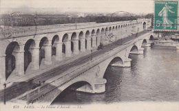 Cp , 75 , PARIS , Le Viaduc D'Auteuil - Other Monuments