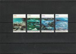 AAT--Michel #84/87--MNH (**) - Australian Antarctic Territory (AAT)
