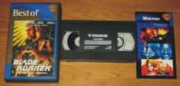 Cassette Vidéo Blade Runner - Sci-Fi, Fantasy