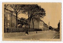 CHATELINEAU - Rue GENDEBIEN - TRES RARE - Châtelet