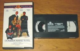 Cassette Vidéo Un Poisson Nommé Wanda - Comedy