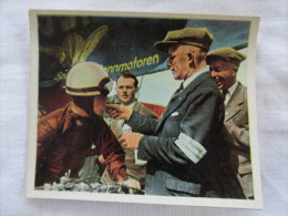 EUROPAMEIFTER BALFRIED BINTLER CARTE CIGARETTE JOSETTI - Trading Cards
