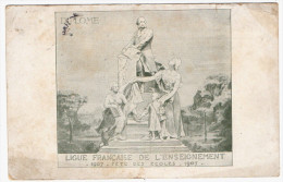 Ligue Française De L'Enseignement 1907 - Sindacati