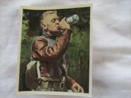 DEUTFCHER SPORT ROFEMEBER EINER  UNFERER CARTE CIGARETTE JOSETTI - Trading Cards