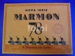 20s  RARO ORIGINAL CATALOGO CATALOGUE  MARMON USA CAR PORTUGUESE EDITION - Auto