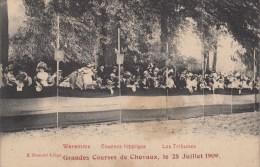 Waremme / Borgworm Courses Hippique / Chevaux  1909 - Waremme