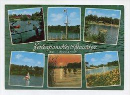 GERMANY - AK 224110 Ferienparadies Auwaldsee Bei Ingolstadt - Ingolstadt
