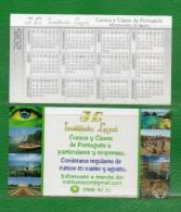 25 URUGUAY 2015 CALENDARIOS- Cursos De Portugués - Calendriers