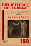 Dans La Mine  Mineurs  1951 - Livres, BD, Revues