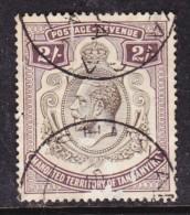Tanganyika: 1932, George V, 2/- Used (very Faulty) - Kenya, Uganda & Tanganyika