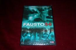 FAUSTO 5°0  DU DESIR AU CAUCHEMAR  ° PROMO 5 DVD 10 EUROS AUX CHOIX - Fantasy