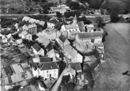 CPSM SAINT ELOY LES MINES. Vue Générale Du Vieux Bourg - Saint Eloy Les Mines