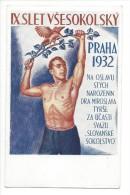 12003 - Praha 1932 Prague IX. SLET VSESOKOLSKY - Tchéquie