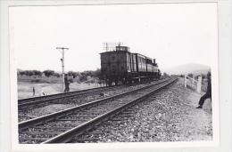 PHOTOS. TRAINS.  TRAINS A IDENTIFIER  DIM  125 X 85 - Trains