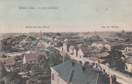 GRUSS AUS GRAFENSTADEN  VUE DE L´USINE 1905 - Frankreich