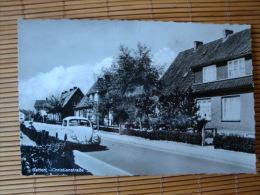 Gettorf, Christianstraße Mit VW Käfer, Ungelaufen ! - Gettorf