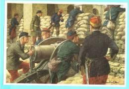 Europa's Erfgoed - 574 - La Commune De Paris Hedendaagse Geschiedenis, Les Temps Contemporains) - Artis Historia