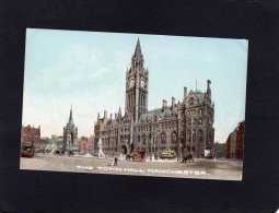 52244    Regno  Unito,  The  Town Hall,    Manchester,  NV - Manchester