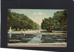 52245    Regno  Unito,  The  Round Pond,  Hampton Court  Palace,  VGSB - Middlesex