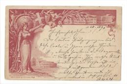 12013 - PER LE NOZZE DI S.A.R. IL PRINCIPE DI NAPOLI CON LA PRINCIPESSA ELENA DI MONTENEGRO 1896 - Napoli (Naples)