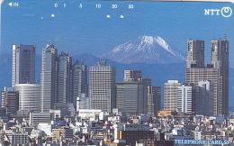 Telefonkarte Japan - Japan
