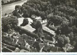 ARLAY - CPSM : Vue Aérienne Le Château - France
