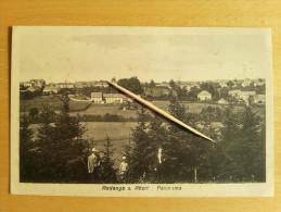 REDANGE S ATTERT _ Panorama  1918 - Rodange
