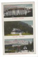 12015 -  O-Tatrafüred Grand Hotel Zerge Szalio Hotel Gemse Tatralomnicz Plota Szalloda Hotel Palace - Slovaquie