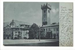 12016 -  Trento Piazza Del Duomo 1897 - Trento