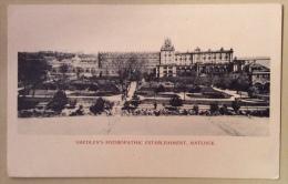 The Dutch Garden Hampton Park Palace Non Viaggiata - Middlesex