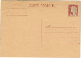 FRANCIA - France - 0,25 - Carte Postale - Post Card - Intero Postale - Entier Postal - Postal Stationary - Not Used/n... - Biglietto Postale