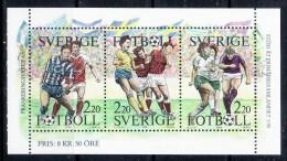 SWEDEN 1988 MICHEL NO 1505-07 MNH - Unused Stamps
